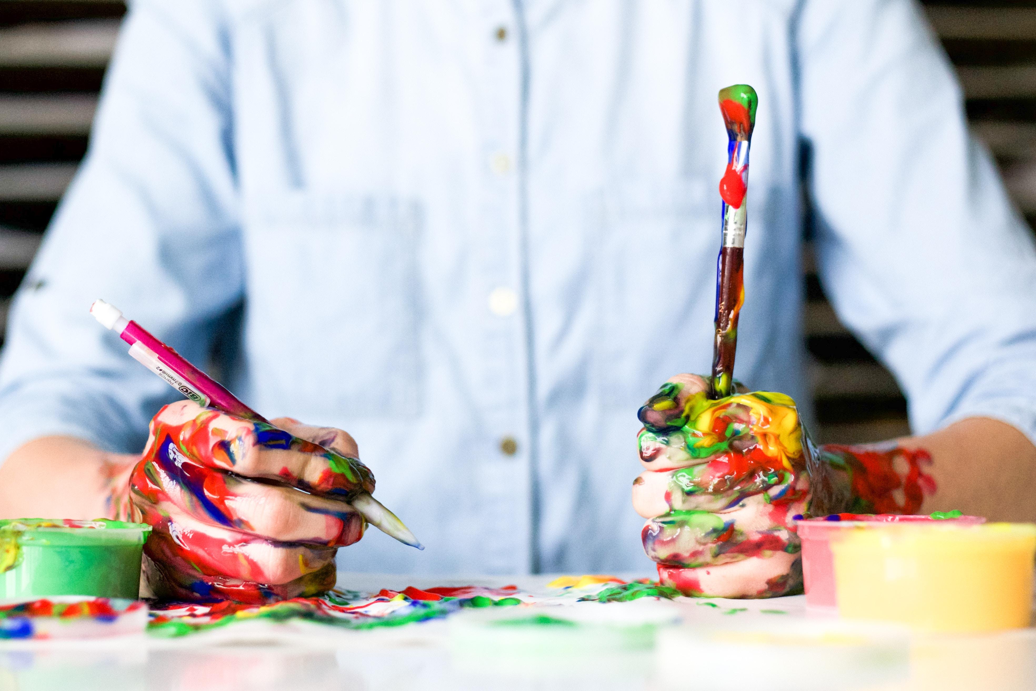 transposer ses émotions par la peinture