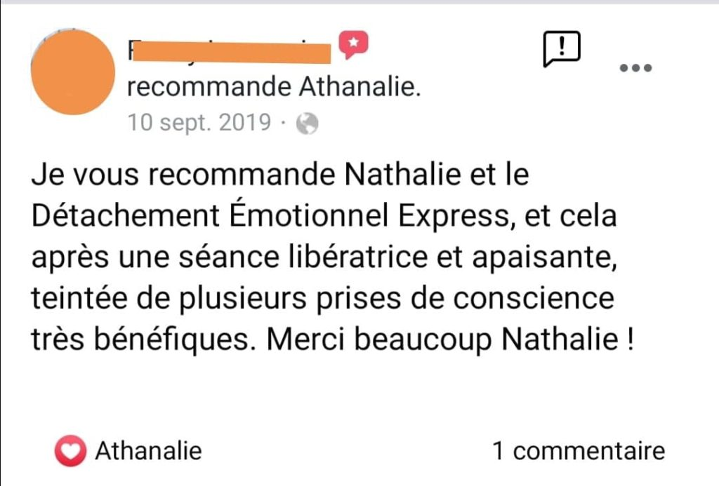 recommandation dee