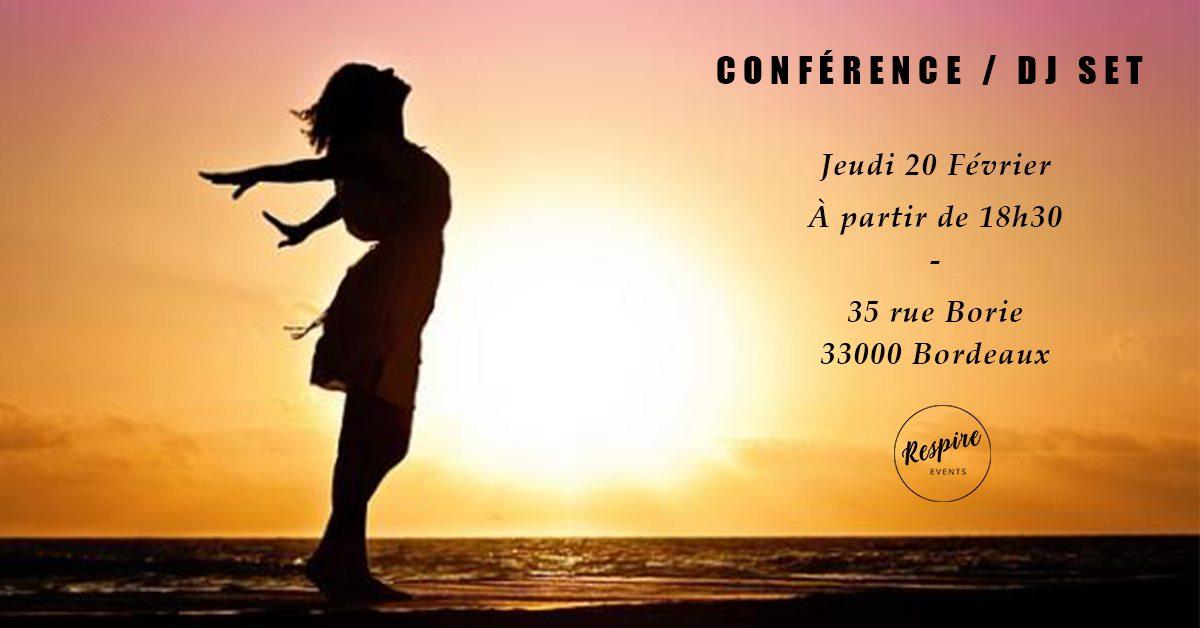 conference dj set